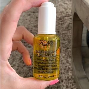 Kiehls daily recovery concentrate